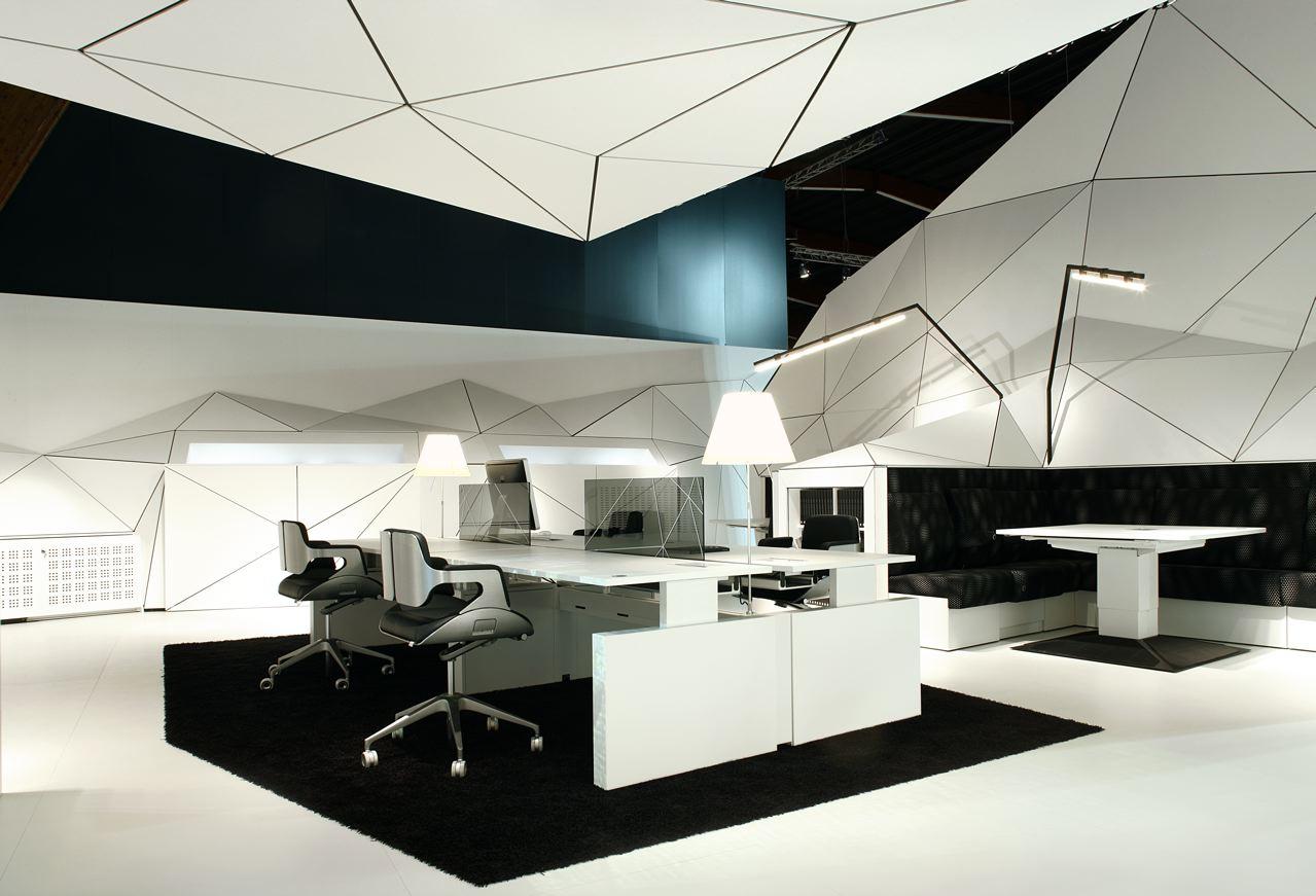 steelnovel mobilier de bureau design avec r glage du. Black Bedroom Furniture Sets. Home Design Ideas
