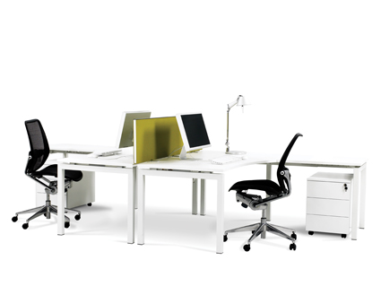 Steelnovel mobilier de bureau loftbench for Mobilier bureau